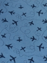 Let´s fly Away Blau